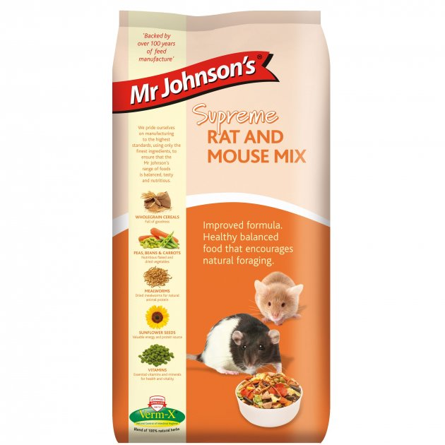 Mr Johnson Rat & Mouse Mix (900g)